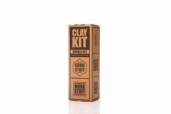 Good Stuff Clay Kit zestaw do glinkowania