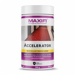 Maxifi Accelerator 500g proszek wspomagający pre-spray
