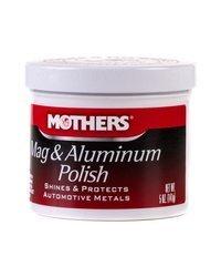 Mothers Mag & Aluminum Polish 141g pasta do polerowania metalu