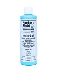 Poorboy's World Leather Stuff 473ml do tapicerki skórzanej