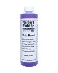 Poorboy's World Strip Down 473ml do inspekcji lakieru