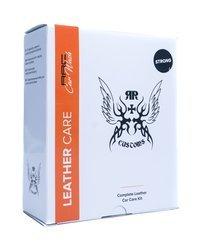 RRC Leather Cleaner Strong Box zestaw do czyszczenia skóry