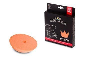 Royal Pads AIR One Step Pad for DA 80mm pomarańczowy, twardy pad dla maszyn DA